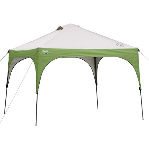 Coleman Canopy Tent   10 x 10 Sun Shelter with Instant Setup