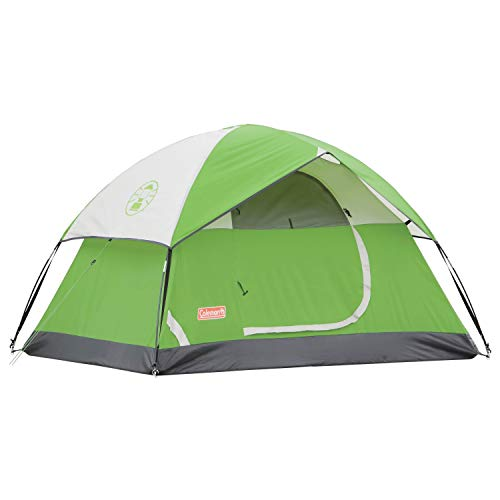 Coleman Dome Tent for Camping   Sundome Tent with Easy Setup for Outdoors