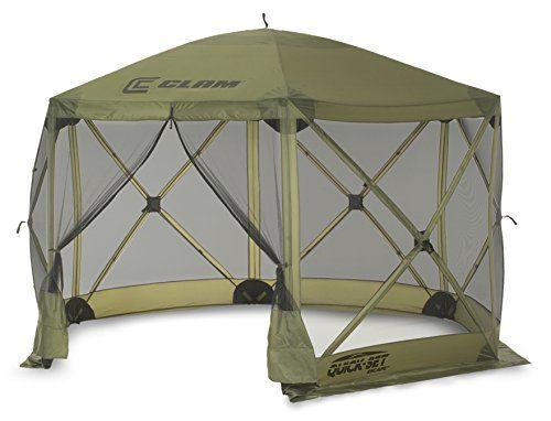 Quick Set Escape Shelter Popup Tent, 12 x 12, Green