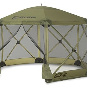 Quick Set Escape Shelter Popup Tent, 12 x 12, Green