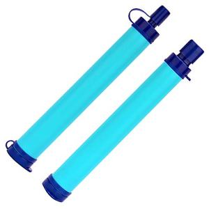 AIYEGO Water Filter, Portable Gear Personal Straw Water Purifier for Hiking, Camping, Hunting, Fishing, Travel Drinking, Survival Situation, Family Outing, Emergency Preparedness (2)