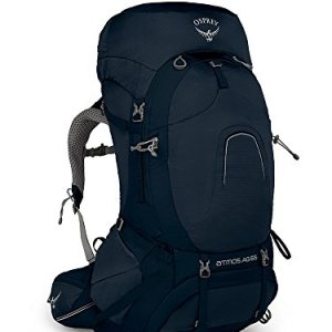 Osprey Atmos AG 65 Backpack, Unity Blue, Medium