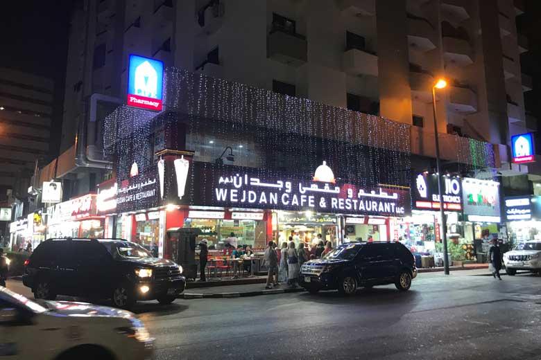 Mijn Dubai is echter verrassend bij het oude gebleven.