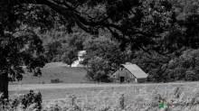 aptly framed barn