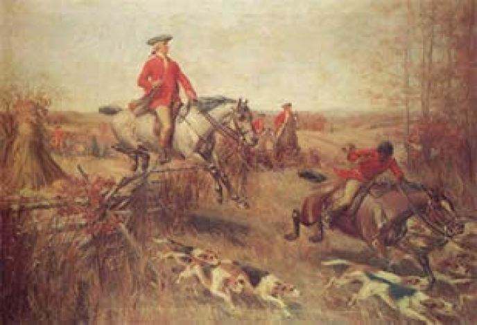 history of hunting in america