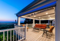 Retractable Patio Screens - Outdoor Living Space Design