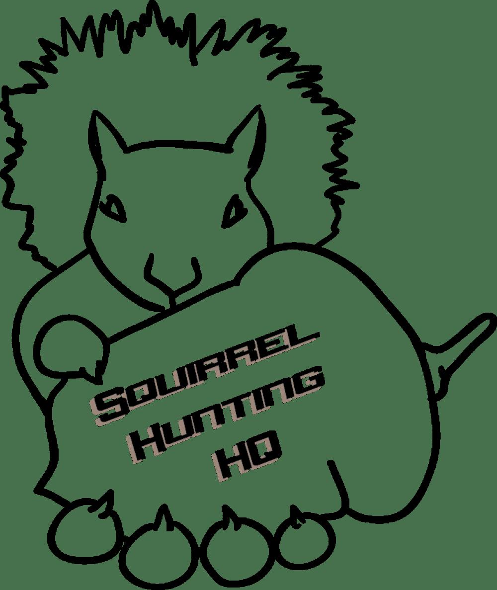 Squirrel Hunters Unite to Build the Ultimate Squirrel