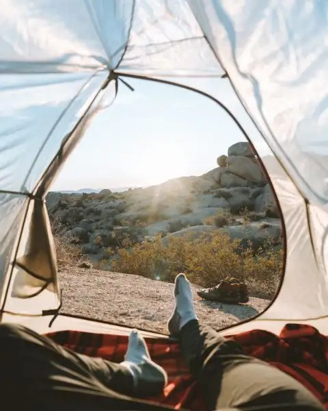 Six Ways to Sleep Better While Camping