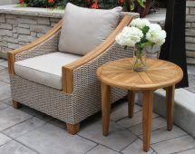 Teak & Wicker Furniture Collection Outdoor Interiors