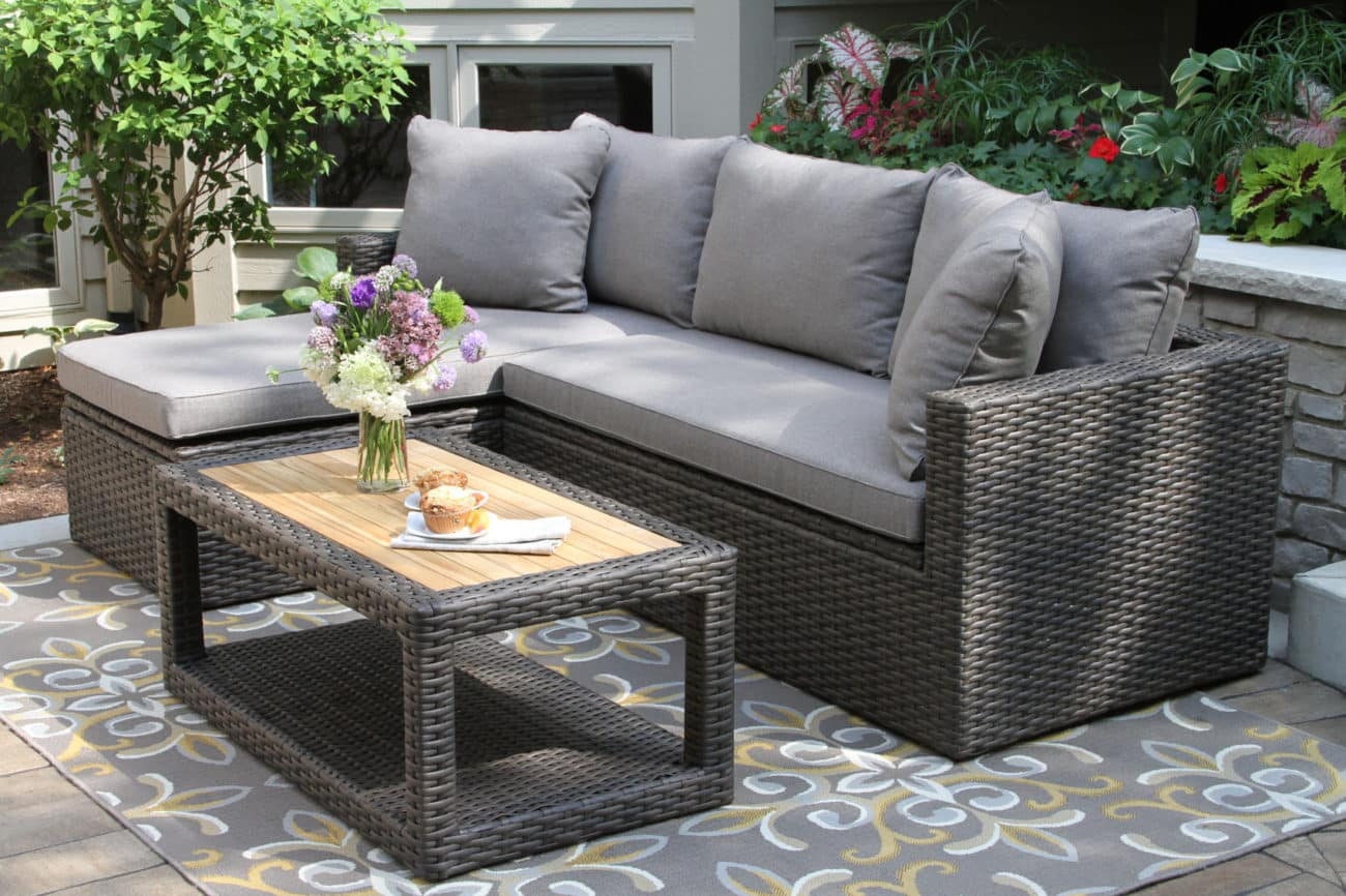 outdoor rattan wicker sofa sectional patio furniture set jennings power reclining reviews with storage home the honoroak