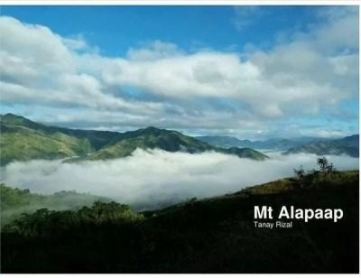 Mt. Alapaap - Hiking / Mountain Climbing Itineraries ...