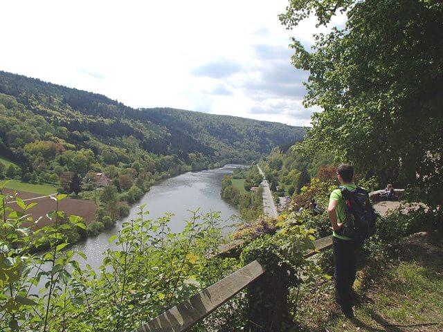 Wolfsschlucht Zwingenberg