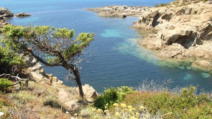 Ostriconi Küstenwanderung
