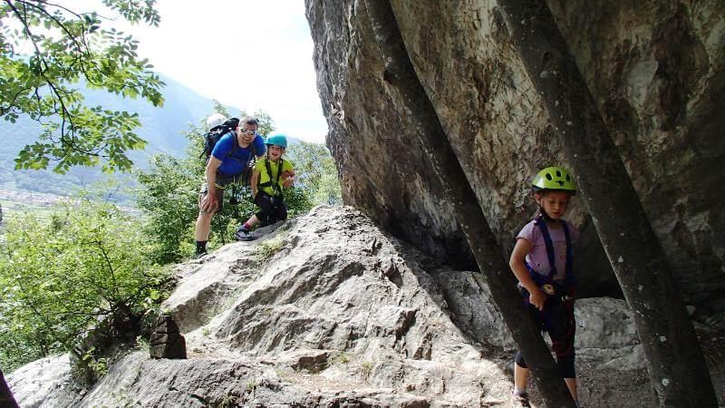 Klettersteigset Kind : Klettersteig mit kindern infos und klettersteige