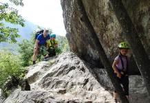 Colodri Klettersteig Arco