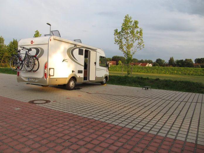 Wohnmobilstellplatz Hodenhagen