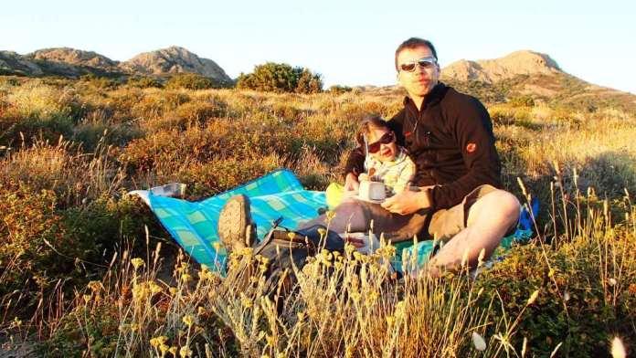 Picknick Korsika