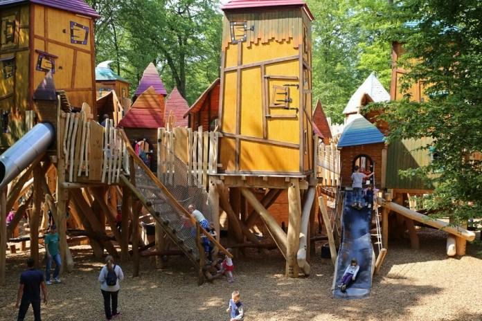 Wildpark Bad Mergentheim Ferienprogramm