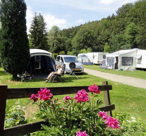 Campingplatz am Niemetal