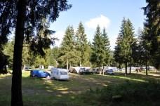 Oberhof Camping Lütsche Stausee