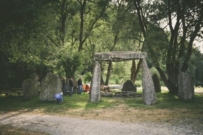 Adventure Camp Schnitzmühle: Wildnis- trifft auf Wellnesscamping!