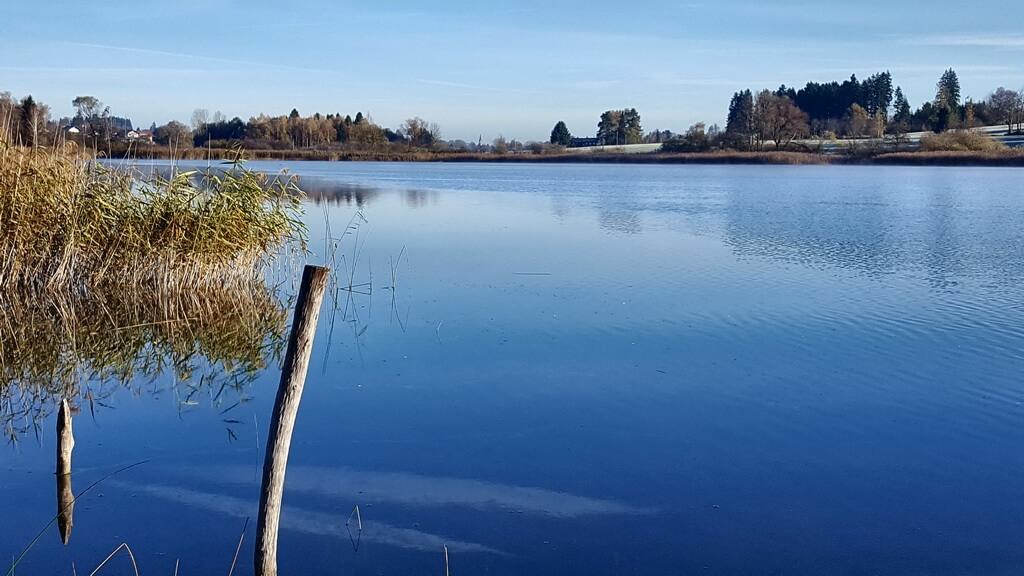 Insel-Camping Niedersonthofener See