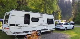 Familienwohnwagen mit Etagenbetten bester Wohnwagen fuer Familien