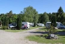 camping am muehlenteich mit kindern