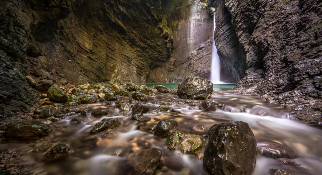 Kozjak Wasserfall Wanderung