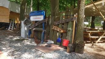 Camping Schwielowsee Ferch Ver und Entsorgung