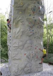 Camp Koren Kletterturm