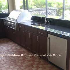 Outside Kitchen Cabinets Cheap Tile Outdoor Gallery Photo 71