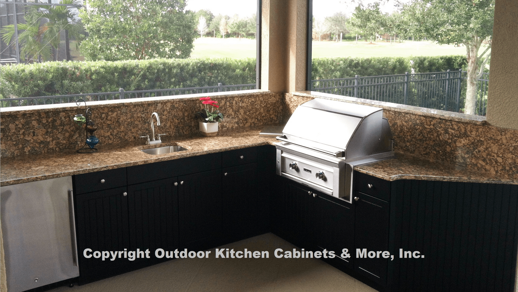 outdoor kitchen cabinets polymer sprayer more quality and