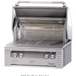 "Alfresco 30"" Grill Model #ALX2-30 Sear Zone #ALX2-30SZ Infrared #ALX2-30IR"