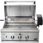 "DCS 30"" Grill Open Model: BGB30-BQR-N"