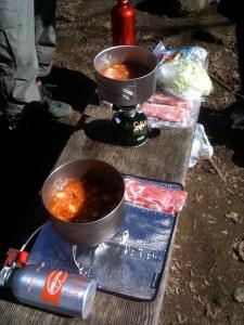 キムチ鍋最高
