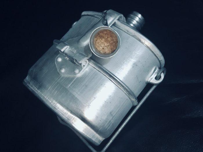 ロシア・ソビエト軍 空挺部隊(VDV)キャンティーン キャップのメンテ [兵式飯盒]