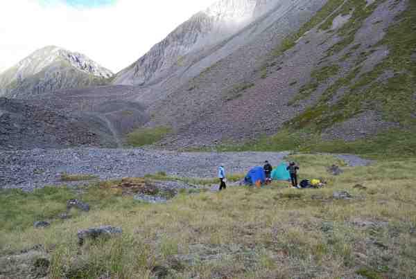 New Zealand Bush Tents