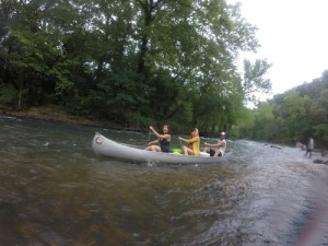 living waters christian canoe ministry