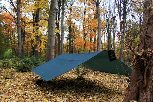 Tarpaulin Shelter Sheets