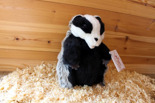 Woodland Hand Puppets - Badger