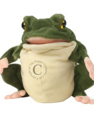 Woodland Hand Puppets - Frog