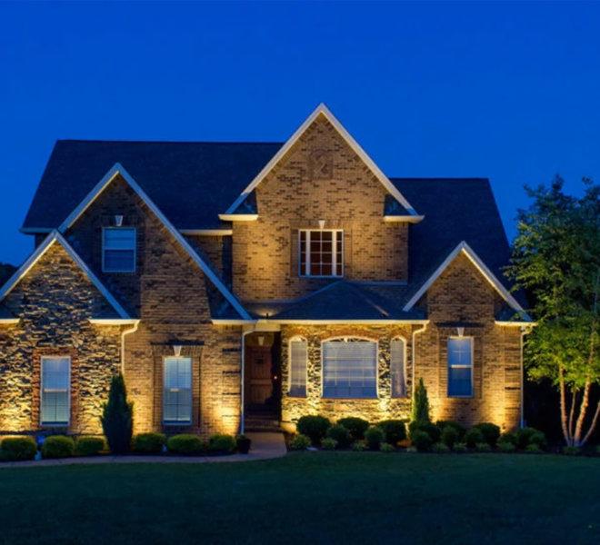 home uplighting