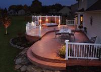 Deck Lighting Fixtures | Lighting Design Pictures