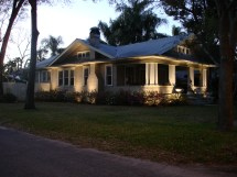 Outside Lighting for Craftsman Style Homes