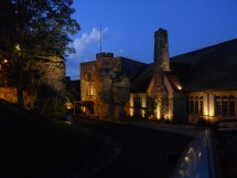 Outdoor Lighting In Chattanooga And Landscape