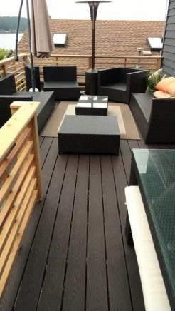 custom deck, Woodinville