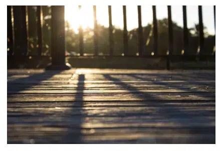 deck railing issaquah