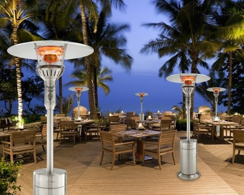 EvenGLO InfraRed Radiant Patio Heater  outdoorLUX