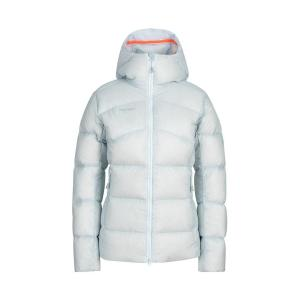 [MAMMUT] Women's Meron IN Hooded Jkt AF/女極輕羽絨外套/白謠曲 (101301201-50300)